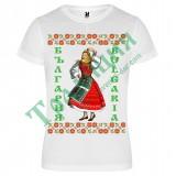 117 Тениска с Момиче  България