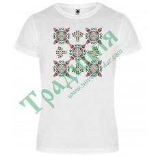 12 Тениска с народни мотиви