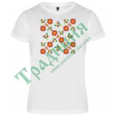 14 Тениска с народни мотиви