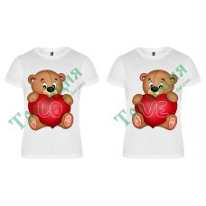 406 Тениски за влюбени Love